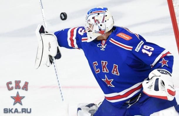 Петербургский СКА сыграет с ХК Сочи