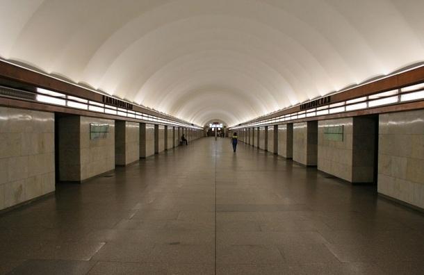 Станцию метро «Елизаровская» закроют на капитальный ремонт в начале 2016