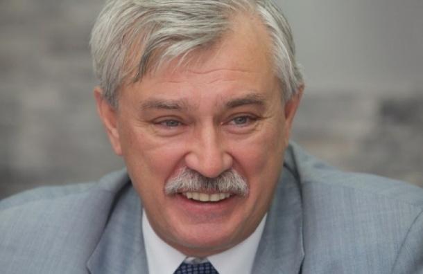 Полтавченко готовил проект бюджета в обстановке оптимизма