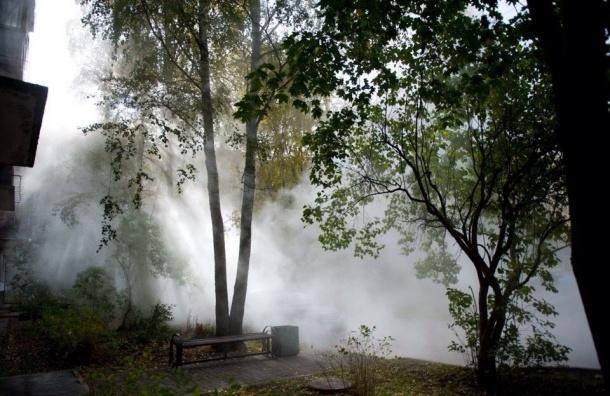 Больше 200 раз с начала отопительного сезона прорывало трубы в Петербурге