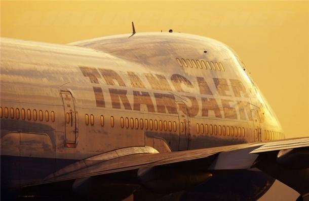 Иск о банкротстве «Трансаэро» подал «Сбербанк»
