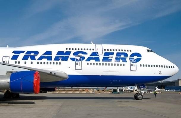 «Трансаэро» отменило 94 рейса 18 октября