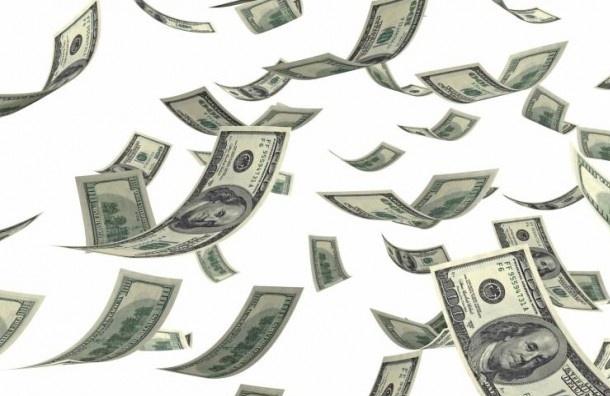 Доллар упал ниже 61 рубля
