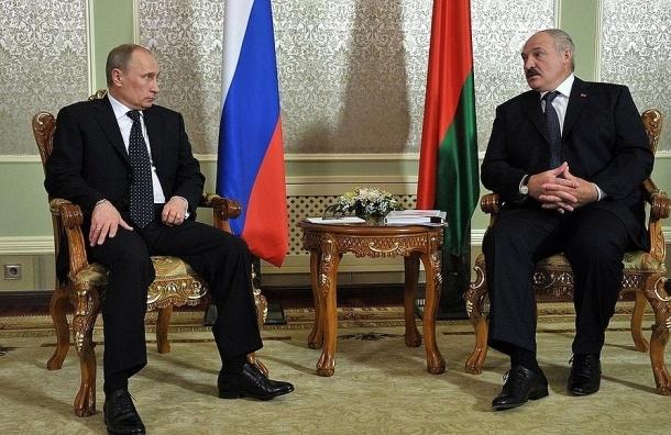 Путин и Лукашенко обсудят создание авиабазы РФ в Белоруссии