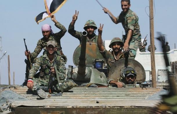 Главная новость в Сирии на сегодня: уничтожен главарь «Джебхат ан-Нусра»