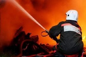 Женщина эвакуирована из горящей квартиры на  Космонавтов