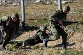 Антитеррористические учения с использованием авиации и беспилотников прошли в ЗВО