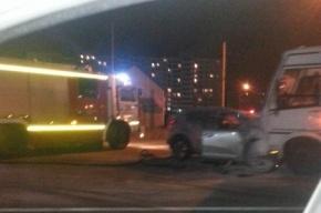 KIA и маршрутка столкнулись в смертельном ДТП на Московском шоссе