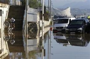 Число жертв наводнения во Франции возросло до 16 человек