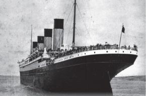 Столетнее печенье с «Титаника» продали за $22 тысячи