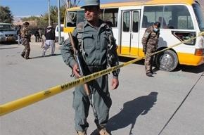 Два террориста смертника взорвались неподалеку от российского посольства в Афганистане