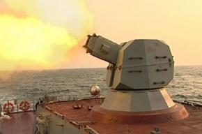 Каспийский флот поразил ракетами 11 целей ИГ в Сирии