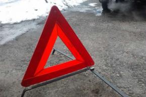 Молодой пассажир пострадал в аварии на Московском проспекте