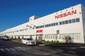 Nissan начал производство Qashqai в Петербурге