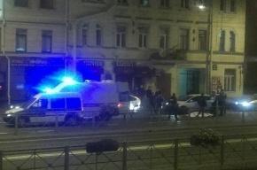 Мертвого таксиста нашли в центре Петербурга