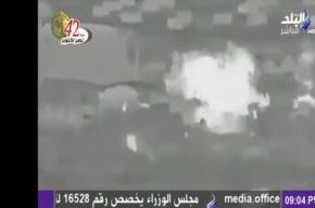 Египетский телеканал показал кадры видеоигры для иллюстрации ударов ВВС России в Сирии