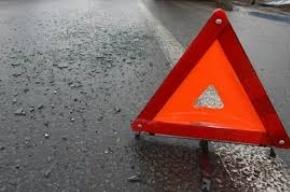 Пятеро детей пострадали в аварии с маршруткой