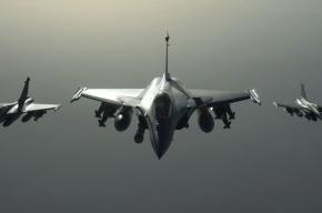 Франция атаковала «ИГИЛ» в Сирии