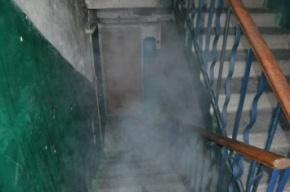 Пожар произошел в жилом доме на проспекте Культуры