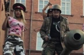 Финский певец снял клип про Путина и «ночных волков» (ВИДЕО)