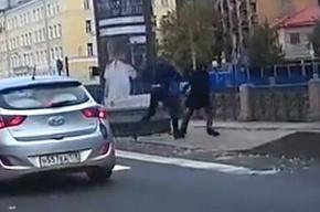 Петербуржец, которого водитель скинул в Крюков канал, страдает серьезным заболеванием почек