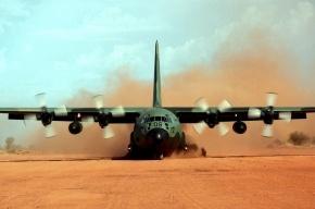 Военный самолет США упал в Афганистане, погибли 14 человек