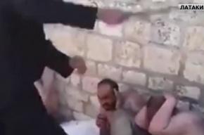 Пытки приговоренных к смерти снимали боевики из Сирии при отступлении из одной из деревень