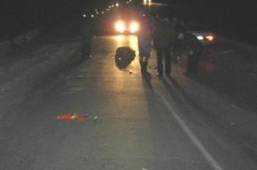 Женщина погибла в аварии в Ленобласти