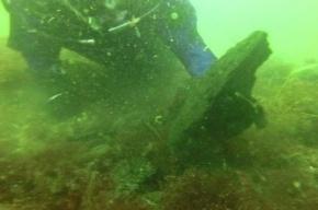 Затонувшую 300 лет назад яхту Петра I нашли у берегов Швеции