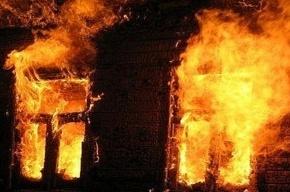 Здание библиотеки и избирательной комиссии горело в Курортном районе