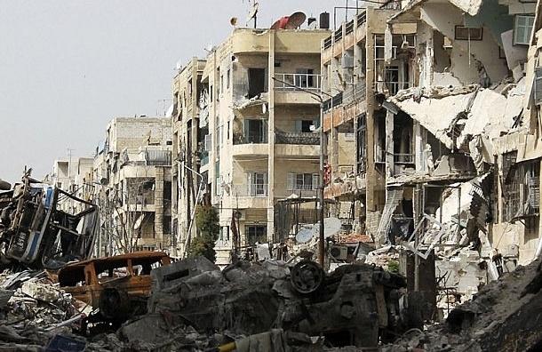 Три россиянина погибли в Сирии