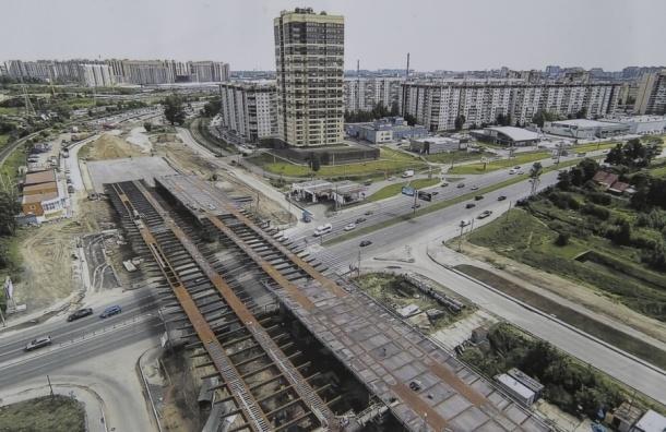 Движение по продолжению Суздальского проспекта будет запущено в ноябре