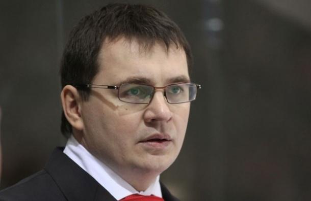 Андрей Назаров не явился на послематчевую конференцию
