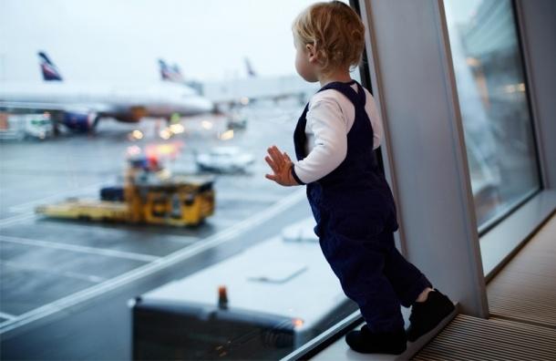 На борту разбившегося петербургского самолета находилось 17 детей
