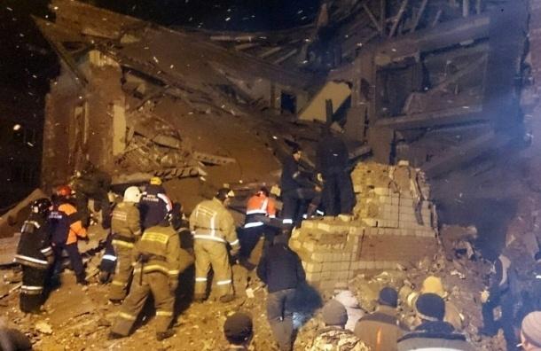Взрыв газа в Хабаровском крае: число погибших достигло пяти человек