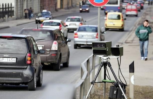 Мобильные фоторадары в Петербурге установят в нескольких районах