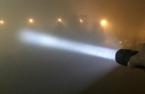 Сезон туманов начался в Северной столице