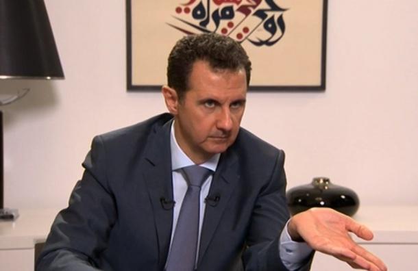 Асад провел в Москве переговоры с Путиным