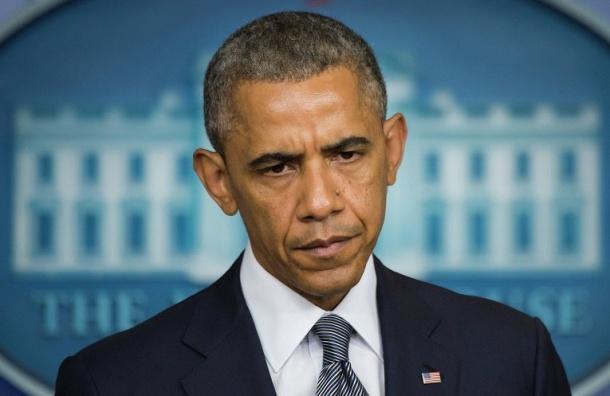 Обама отклонил военный бюджет, в котором помимо прочего есть строка на военную помощь Украине