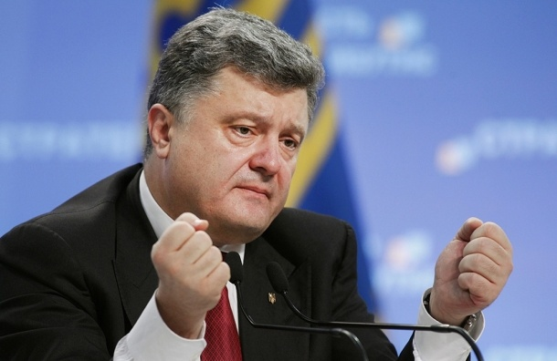 Порошенко просит ЕС продлить санкции против России