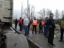 "Акция протеста водителей грузовиков ""Улитка"": Фоторепортаж"