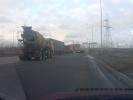 Забастовка дальнобойщиков 2015, Россия: Фоторепортаж
