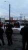 Мужчина поджег внедорожник возле Пионерской: Фоторепортаж