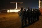 Фоторепортаж: «Трагедия в Египте: первый борт с погибшими, фото: www.globallookpress.com, пресс-служба ГУ МЧС »