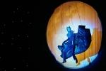 """Новогоднее водное шоу в Петербурге """"Спасти северное сияние"""": Фоторепортаж"""