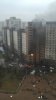 Пожар на Рыбацком проспекте: Фоторепортаж