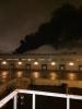 Фоторепортаж: «Пожар на Октябрьской наб. 15-16 ноября, фото: ГУ МЧС, соц.сети»
