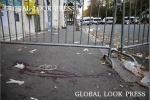 Теракт в Париже фото: Globallookpress: Фоторепортаж