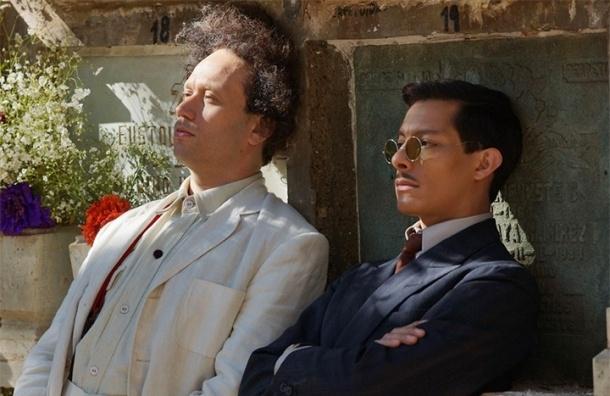 На ЛГБТ-кинофестивале «Бок о бок» покажут фильм об Эйзенштейне Гринуэя