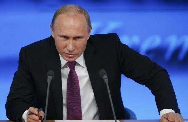 Путин считает, что российская экономика достигла точки равновесия